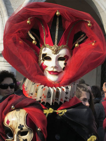 Shots For Passion - Photography: Venice, Carnival 2011: The violet ...